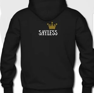 Heavy Men's Sayless Hoodies